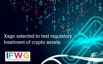 Xago honoured to be accepted into the Intergovernmental Fintech Working Group's (IFWG) Regulatory Sandbox