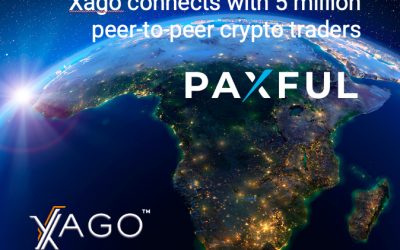 Xago partners with Paxful to connect with 5 million peer-to-peer crypto traders